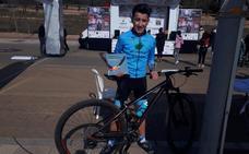 Luis López firma una brillante tercera posición en la Vuelta a Córdoba BTT Kids