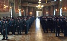120 alumnos de la Academia de Guardias Civiles de Baeza se forman en Francia