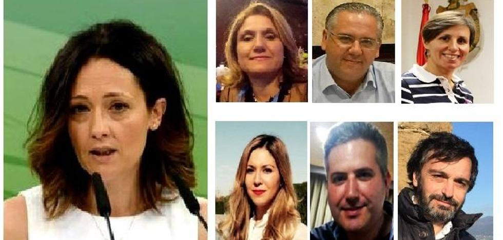 Experiencia municipal y de partido en el nuevo equipo de la Junta