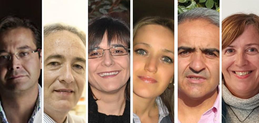 La Junta completa su estructura en Granada con la designación de los seis delegados