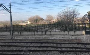 Aparece el cadáver de un joven «con signos de muerte violenta» cerca de las vías del tren en Jaén capital
