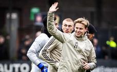 Un Ajax de doble cara