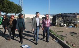 Adelante Andalucía pedirá en Sevilla un plan de actuación urgente para El Puche