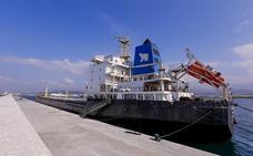 El puerto abrirá expediente de abandono al barco ruso en quiebra que lleva cinco meses atracado