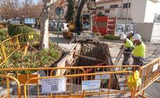 Las obras para evitar las inundaciones en Einstein estarán acabadas en abril