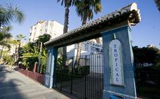 La residencia de 'veraneo' de los mayores de la provincia lleva cuatro años cerrada en Almuñécar