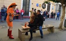 Los turistas se enamoran de Almería a través de una visita por San Valentín