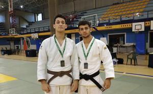 Javier Sánchez y Eduardo Ordóñez estarán en el Campeonato de España júnior de judo