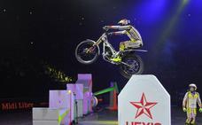El Campeonato Mundial de X-Trial prepara su tercera prueba en Bilbao
