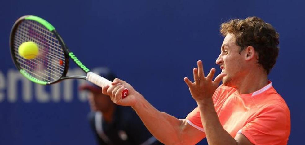 Carballés gana al italiano Sonego y accede a los cuartos de final en el Argentina Open