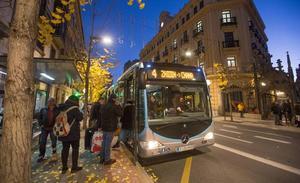 Rober reclama 154.000 euros al Ayuntamiento por diez autobuses
