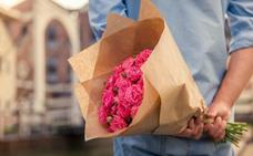 Así puedes regalar flores a domicilio por San Valentín en Granada