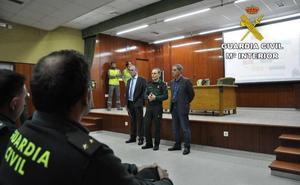 La Guardia Civil de Almería desarrolla una jornada sobre personas desaparecidas