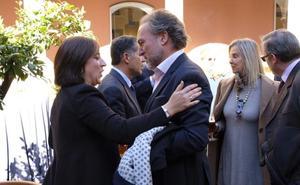 Sandra García se despide de su cargo como delegada de la Junta en Granada