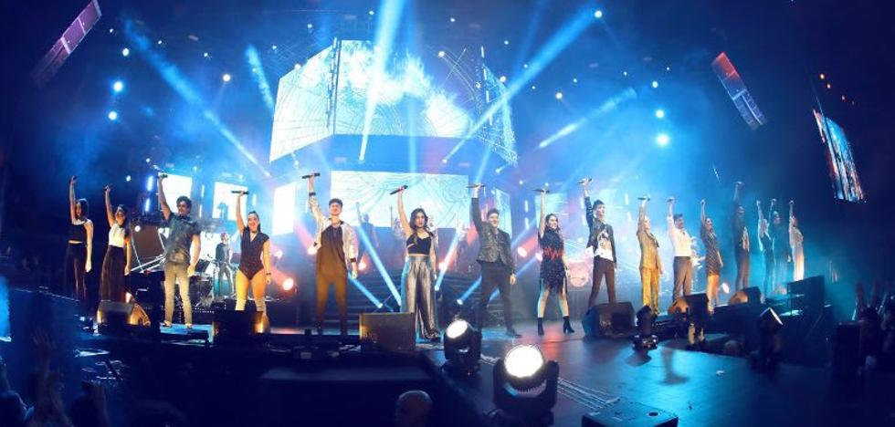 Operación Triunfo anuncia concierto en Granada