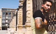 El rapero de Torredonjimeno que presume de Jaén en sus videoclips