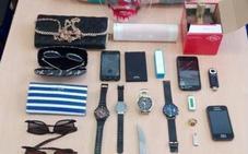 Detienen a siete jóvenes como presuntos autores de varios robos en casas del Albaicín