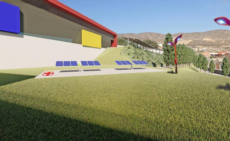 Así es el proyecto que el Ayuntamiento presenta a Europa