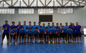 El Jaén Paraíso Interior FS disputará un amistoso contra la Selección de Vietnam
