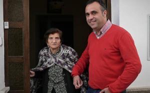 La abuela de Alhendín cumple un siglo