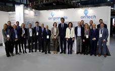 OnGranada se consolida como un referente en la innovación andaluza en el foro Transfiere