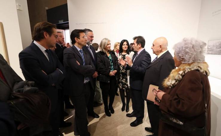 La nueva consejera de Cultura visita la Alhambra
