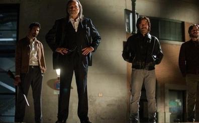 Los Guerrero, los Corleone del Rastro madrileño