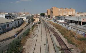 Adif licita la redacción del proyecto de soterramiento hasta la avenida del Mediterráneo