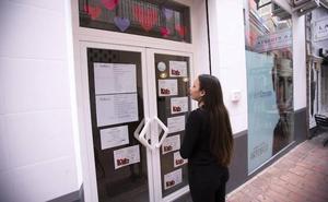 Los comercios del centro de Motril lanzan ofertas por San Valentín