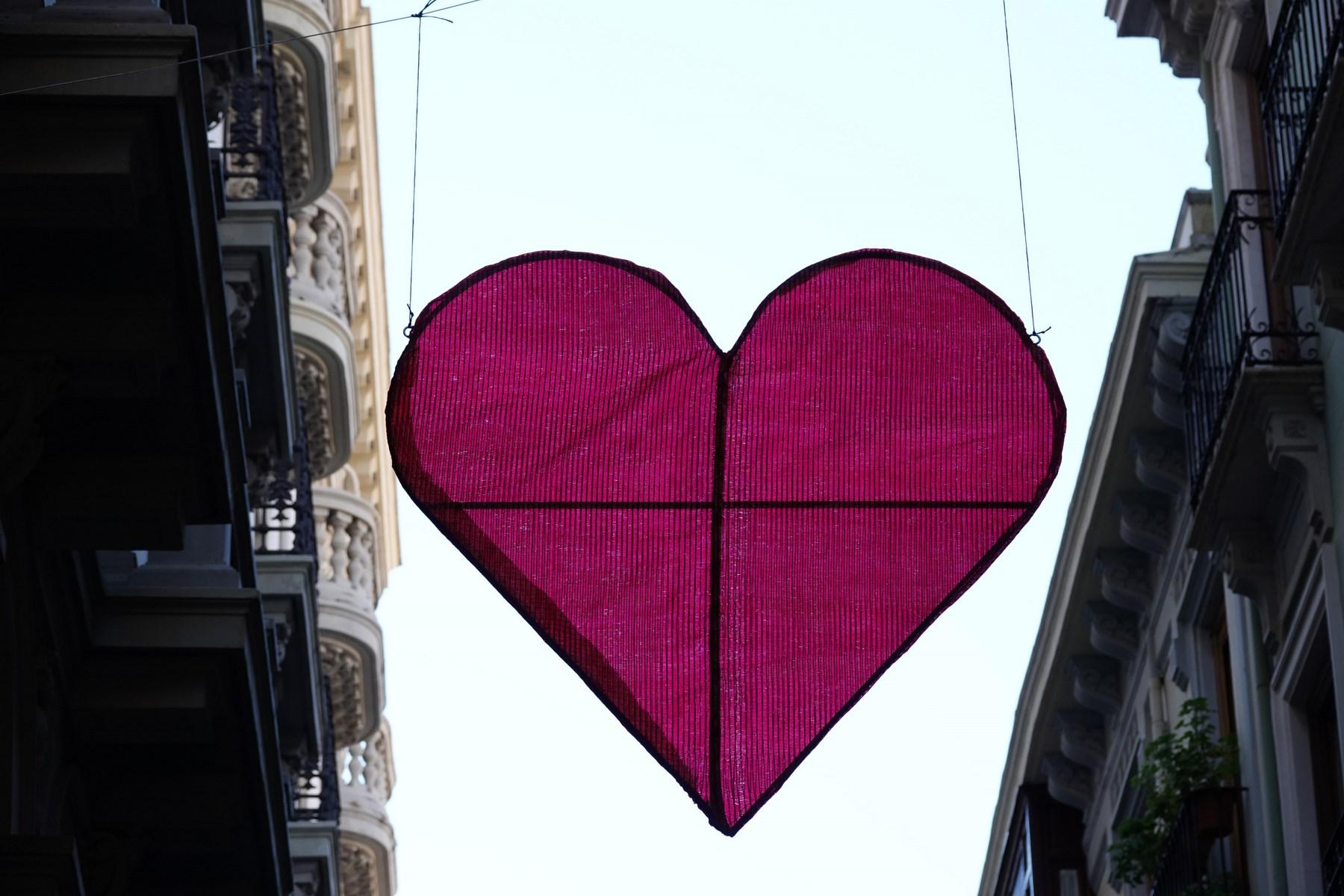 Granada se enamora de San Valentín