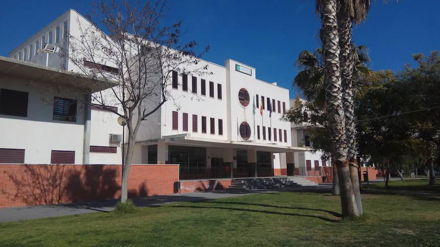 El IES Puerta del Mar celebra su bachillerato: «Por fin los tres institutos vamos a ser iguales»