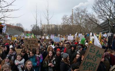 Oleada de protestas juveniles alrededor del planeta