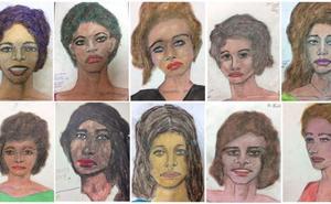 Los perturbadores dibujos del «peor asesino en serie» que sirven de pista a la Policía
