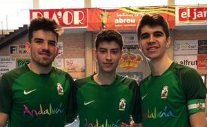 Tres jienenses al Campeonato de España