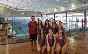 Derrotas de los equipos de waterpolo del CN Jaén en su viaje a tierras gaditanas