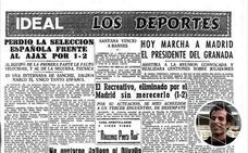 La cantada de Julio Iglesias con el Granada