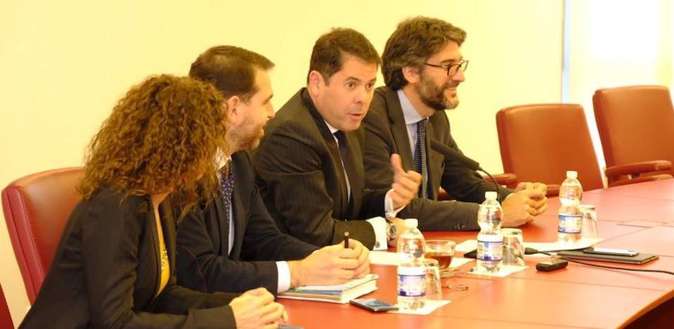 Gerardo Cuerva cree que 2019 será «importante y decisivo» para el proyecto del acelerador de partículas