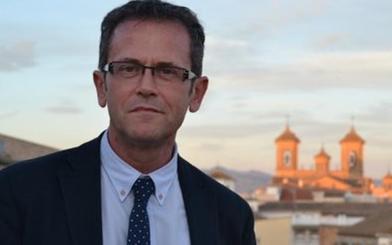 Gustavo Rodríguez, delegado de Turismo y Justicia de la Junta en Granada
