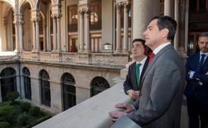 Juanma Moreno considera el anuncio de elecciones de Sánchez como una dimisión