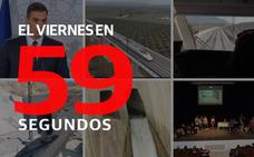 La actualidad de Granada en 59 segundos