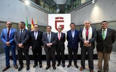 28 pueblos se adhieren ya al protocolo de Caja Rural y Diputación para tener cajero automático