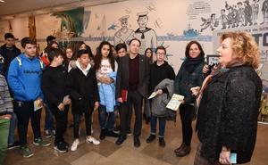 2.000 escolares granadinos 'viajarán' con García Lorca