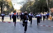 El 'San Joaquín' fomenta la vida saludable y el deporte