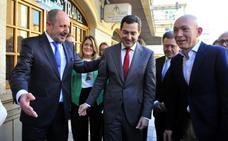 Moreno Bonilla valora el potencial de Linares para atraer inversiones