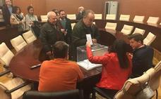 Los 'sanchistas' se quedan fuera de la lista del PSOE en la capital para las municipales
