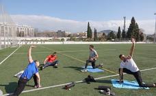 Los atletas granadinos buscan la gloria en Antequera