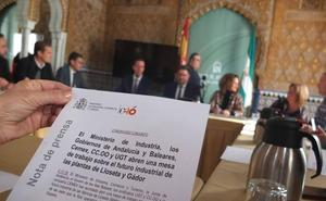 La alcaldesa de Gádor confía en que llegue pronto el plan de reindustrialización