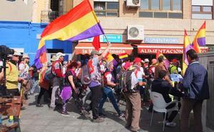 'La desbandá' pide en Almería «verdad, justicia y reparación»