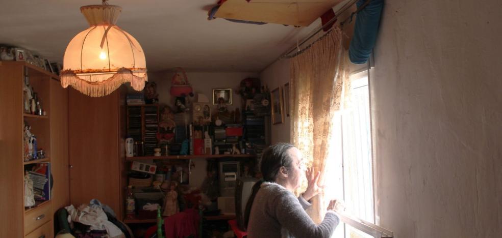 Propietarios de casas que se 'caen a pedazos'