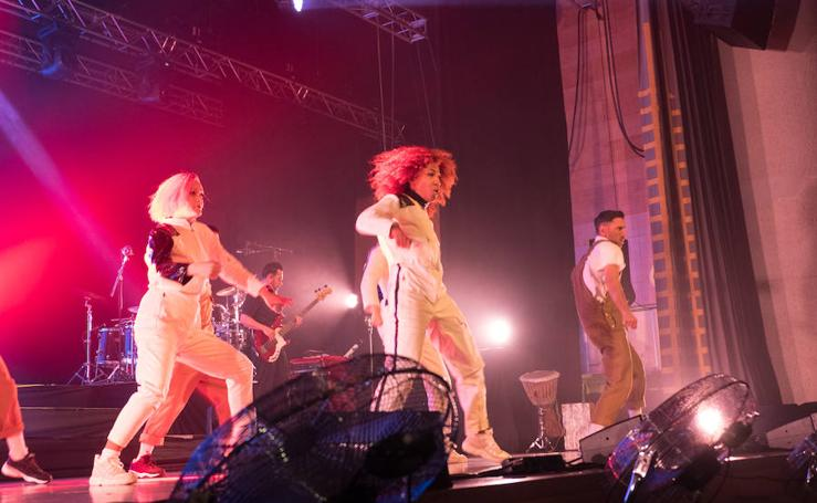Las mejores imágenes del concierto de Sweet California en Granada